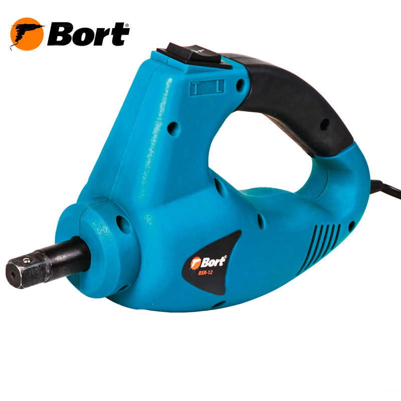 BORT Impact Wrench Electric Wrench Socket Wrench Hand Drill Installation Power DIY Household Torque Ratchet Max Torque Car Professional 12V BSR-12 wlxy wl 5224 diy hand twist drill grind polishing set