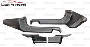 Image 2 - מגן מכסה עבור רנו/Dacia הדאסטר 2010 2017 של ציפוי פנימי ABS פלסטיק לקצץ אביזרי הגנה של שטיח סטיילינג