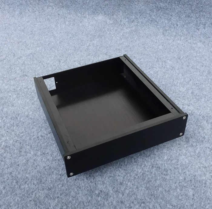 BZ2205C Алюминиевый Чехол усилитель аудио корпус усилитель мощности Корпус DIY коробка Предварительный усилитель корпус