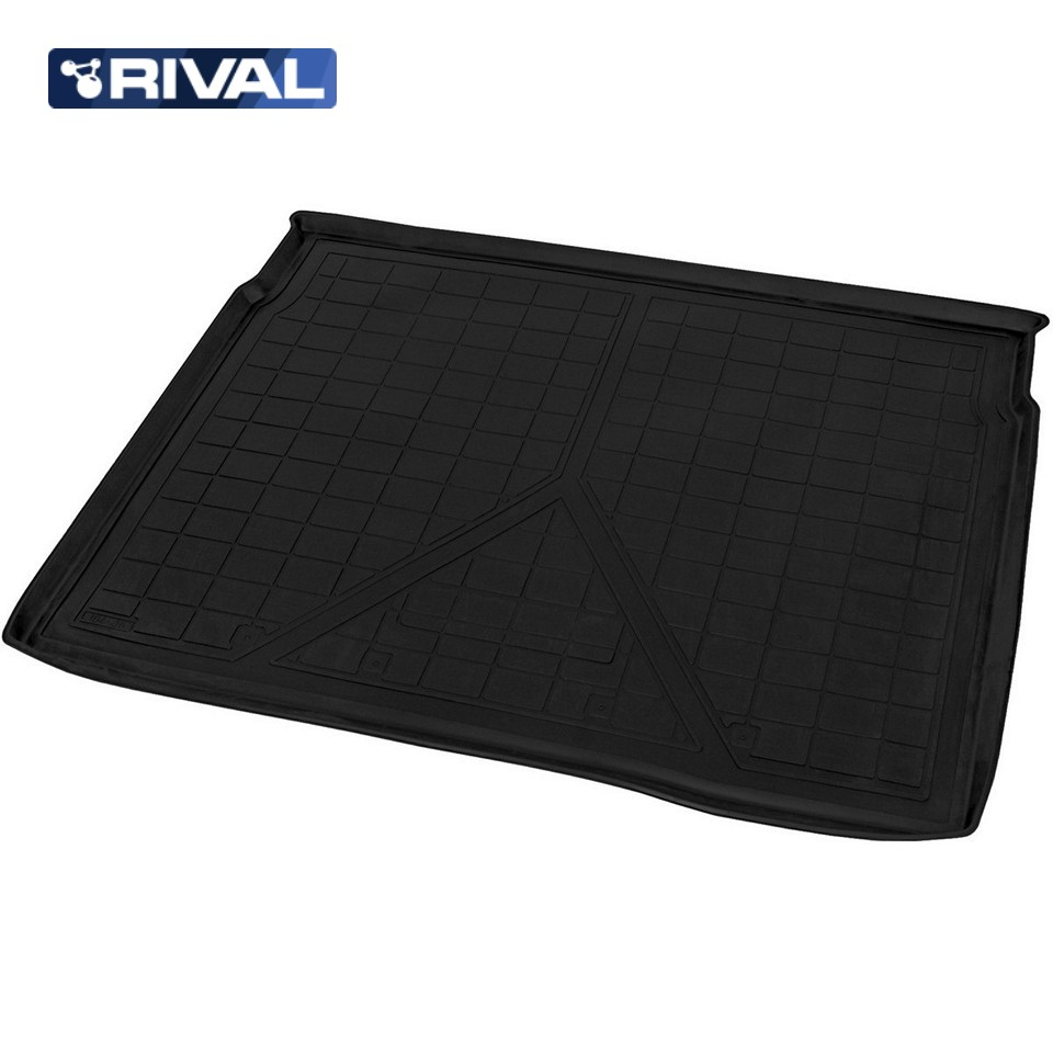 For Opel Astra J GTC 2012-2015 trunk mat Rival 14202008