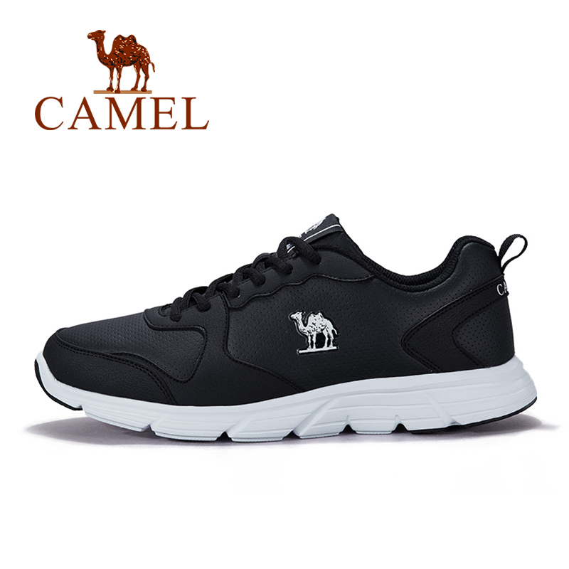 CAMEL Men's Running Shoes Mesh Air Comfortable Shockproof Autumn Sneakers Sports Shoes For Outdoors 4Colors US Size7.5-11.5