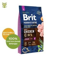 Собачий корм Brit