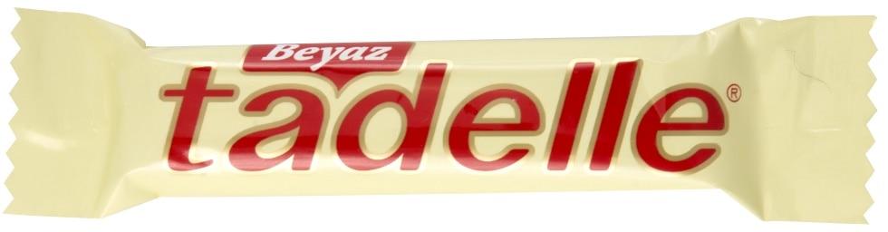 Sagra Tadelle Xmas Gift Halal Chocolate Hazelnut Filled 30 Gr (20 Piece)()