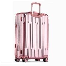 "Turystyczna Kids Valise Enfant Set en Reistas Aluminium Frame Valiz Carro Koffer Maleta Bagage Koffer 20 ""24"" 28 ""inch"