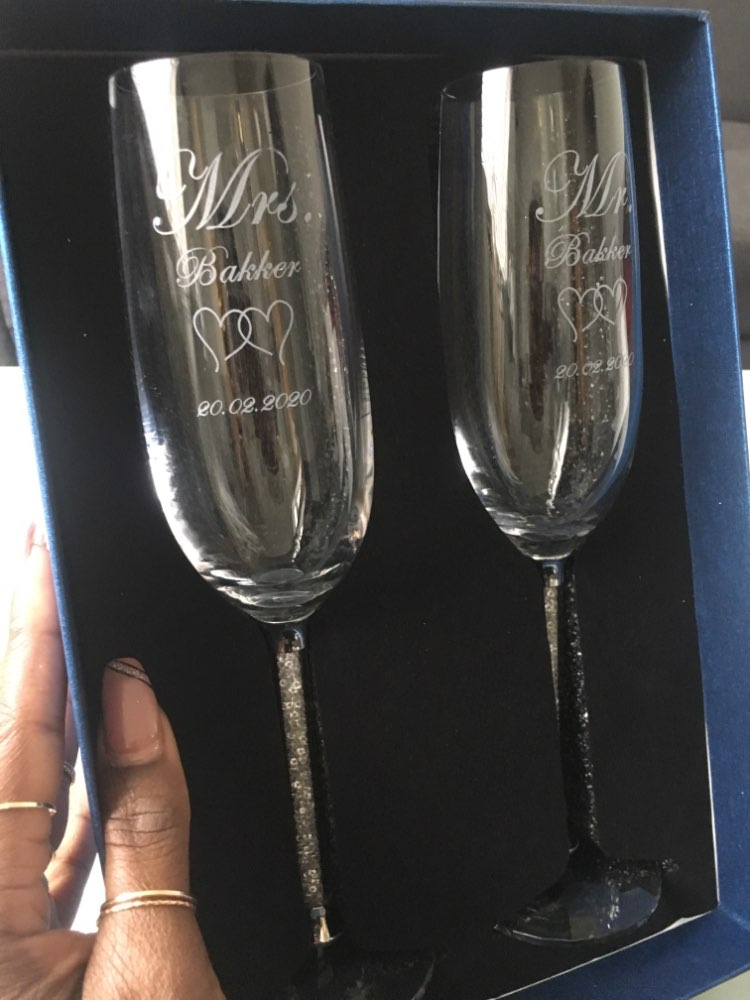 verres flutes champagne personnalisés mariage