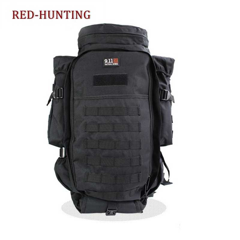 Военный USMC армейский Тактический Молле для прогулок, охоты и кемпинга винтовка M4 карабин пистолет рюкзак сумка горячей сумки для походов загар цвета: зеленый, черный