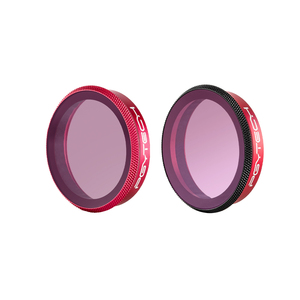 Image 4 - PGYTECH For DJI Osmo Action Professional Filters UV CPL ND 8 16 32 64 PL lens Filter ND8 ND16 ND32 ND64