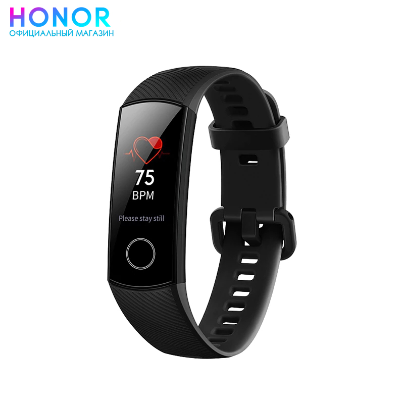 Fitness tracker Honor Band 4 id115 smart bracelet fitness tracker green