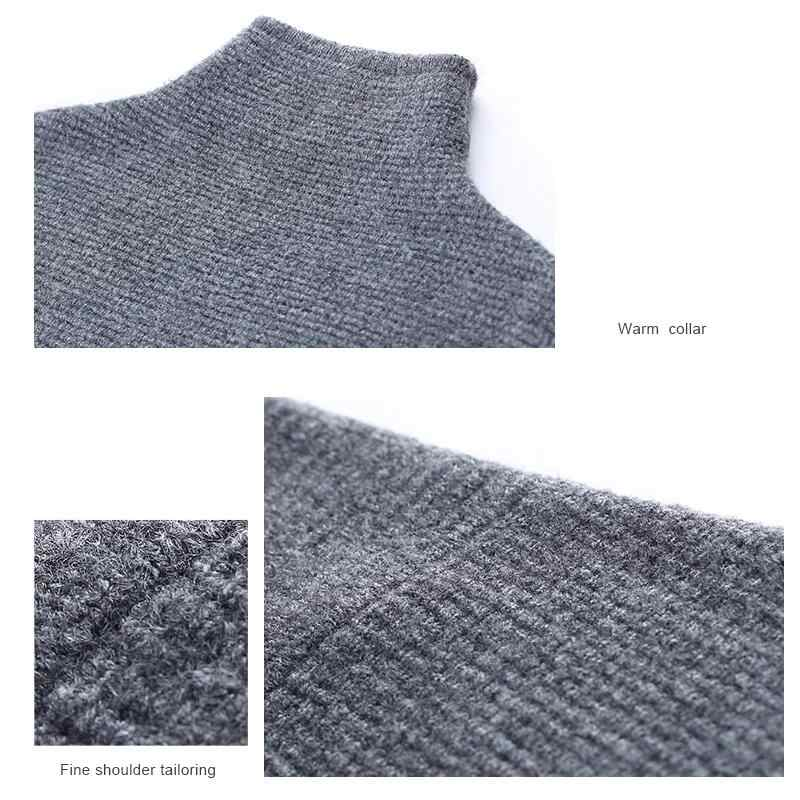 Toyouth Stricken Pullover Rollkragen Pullover Frauen Oberbekleidung Jumper Langarm Pullover Herbst Winter pull femme Casual Pullover