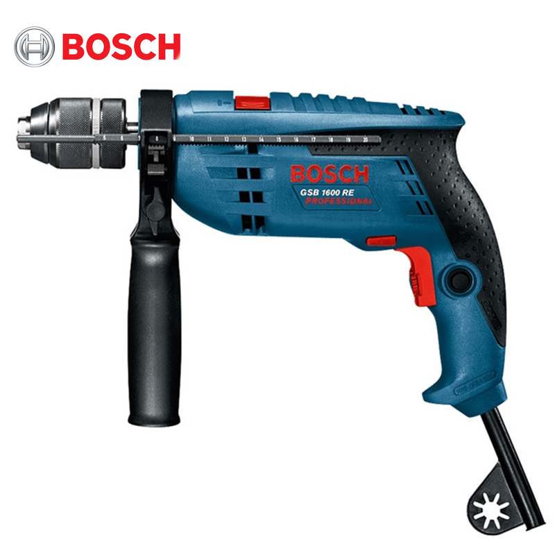 Impact drill Bosch GSB 1600 RE [sds max] 18 350mm 0 72 ncctec alloy wall core drill bits ncp16sm350 for bosch drill machine free shipping tile coring pits