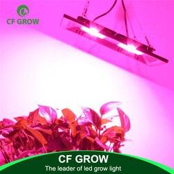 COB LED Grow Light Full Spectrum 200W Waterproof IP67 for Vegetable Flower Indoor Hydroponic Greenhouse Plant Lighting Lamp