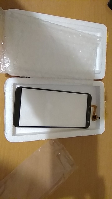 экран для Oukitel С8; емкостный датчик касания; Совместимость Марка:: Для Oukitel;