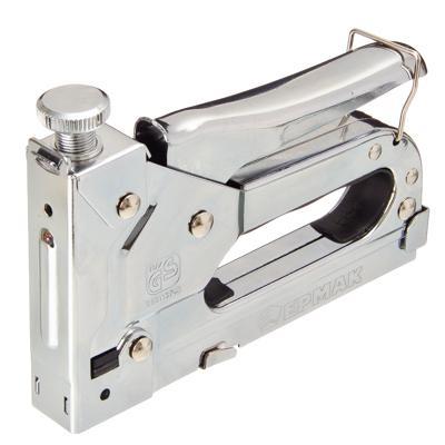 ERMAK Stapler ADJUSTABLE (4-14MM) X11.3MM Staples Furniture Repair Discounts Free Shipping Sale  648-016