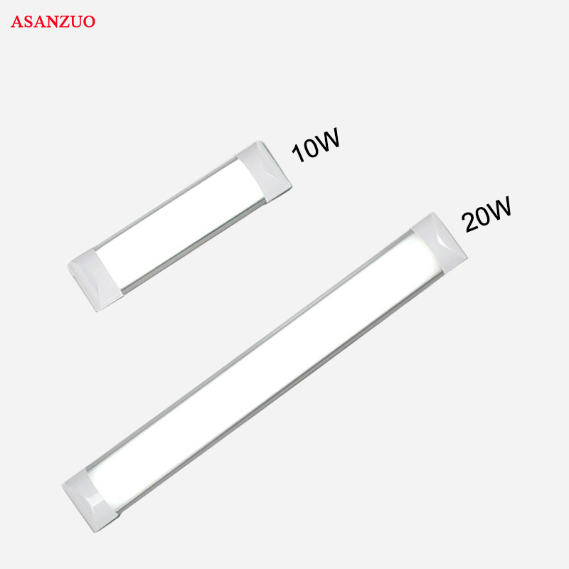 LED Explosion Proof Tri-Proof Light Batten Tube 30cm 60cm 2ft LED Tube Lights Replace Fluorescent Light Fixture Ceiling 10w 20w