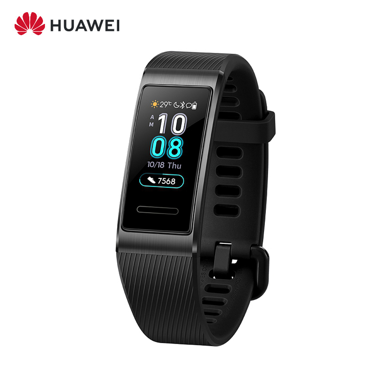 Smart bracelet HUAWEI Band 3 Pro TER-B19 id115 smart bracelet fitness tracker green