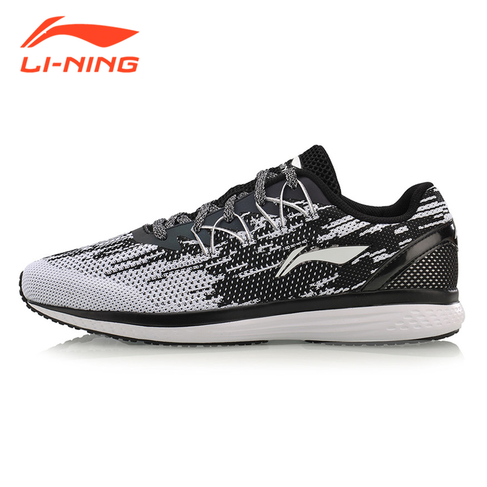 Li-Ning Original Brand Men Shoes  Running Sneakers Speed Star Series Breathable Cushion Outsole LiNing Sports Shoes ARHM063 li ning brand men basketball shoes sonicv series professional camouflage sneakers support lining breathable sports shoes abam019