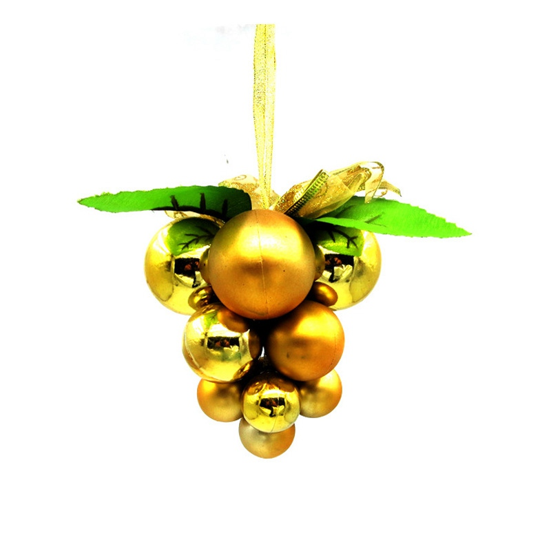 Hoomall Grape Christmas Ornaments Christmas Decorations For Home Tree  Hanging DIY New Year Gift Navidad Party DIY Xmas Decor-in Pendant & Drop  Ornaments ... - Hoomall Grape Christmas Ornaments Christmas Decorations For Home