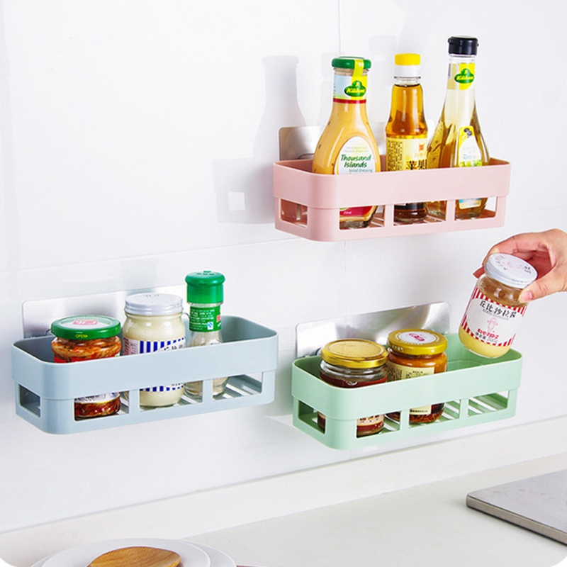 Bathroom Triangle/ Rectangle Towel Rack Shelf Double Sucker Toothbrush  Toothpaste Holder Hanger Corner Bathroom Accessories Sets