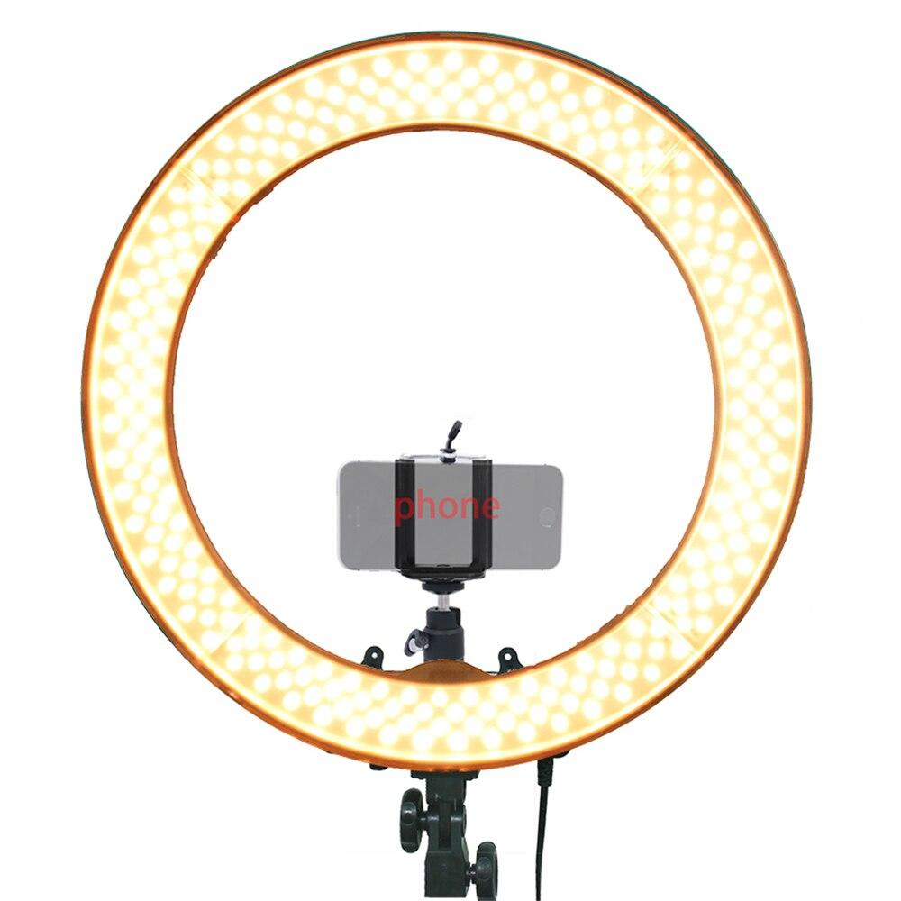 Aparat fotografic de studio Telefon video 55W 240PCS Lampă cu inel - Camera și fotografia - Fotografie 2