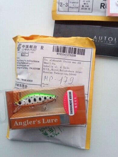 Countbass 45 мм 3.1 г блесны Рыбалка приманки, тонущий Минноу, воблеры, разъем, пресноводных рыб приманку