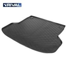 Для Kia Ceed III универсал (кроме Premium, Premium+) 2018-> Коврик в багажник полиуретан [Rival 12801007]