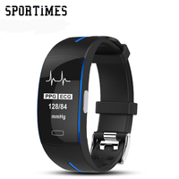 Smart Band G66 ECG Monitor Blood Pressure Watch Realtime Heart Rate Sport Fitnes Tracker Smart Bracelet for IOS Android pk tezer