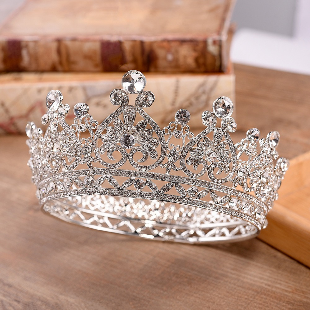 Women Austrian Rhinestone Crystal Tiara Crown Peacock Bridal Hair Jewelry Accessories For Wedding Quinceanera Tiara for Pageant цена