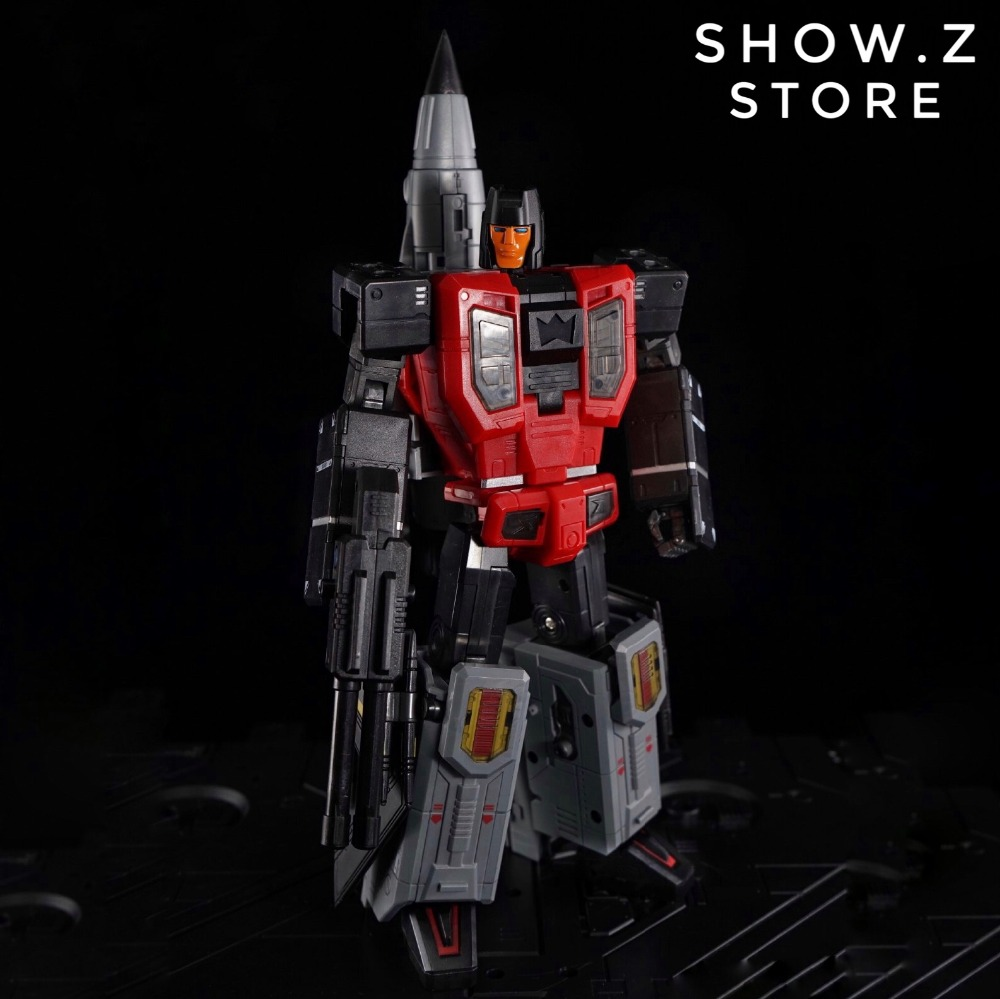 [Show.Z Store] Zeta Toys ZB-05 ZB05 Downthrust Skydive Aerialbot Transformation Action Figure