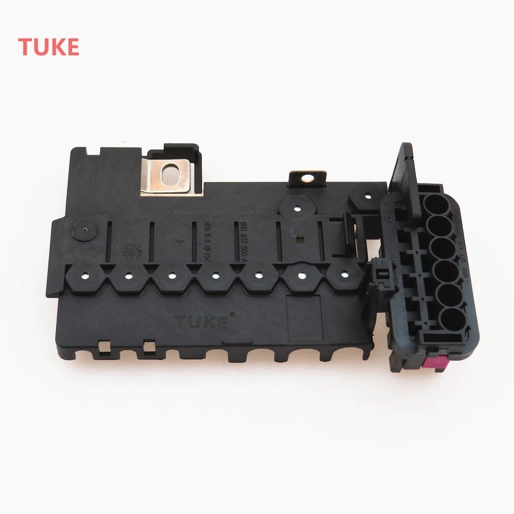TUKE 1 Stücke Neue Autobatterie Kreis Sicherungskasten 6R0 937 550 ...