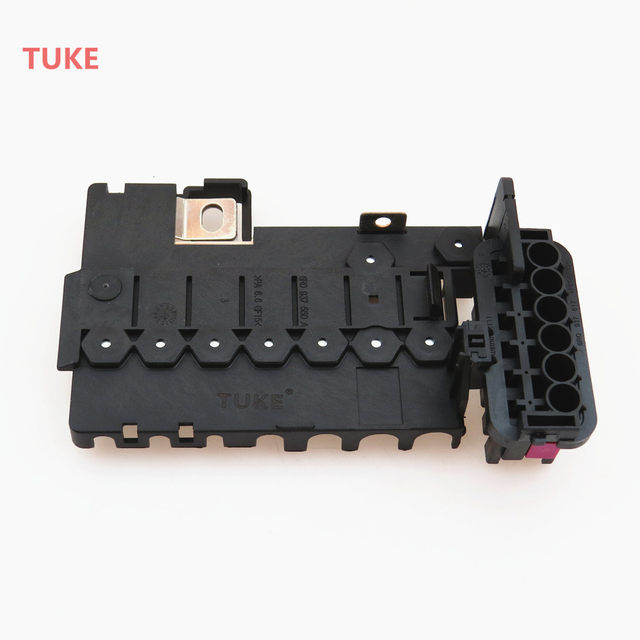 TUKE 1Pcs New Car Battery Circuit Fuse Box 6R0 937 550 A 6R0937550A 6R0934617 For OCTAVIA_640x640q90 skoda fabia vrs fuse box detailed schematics diagram