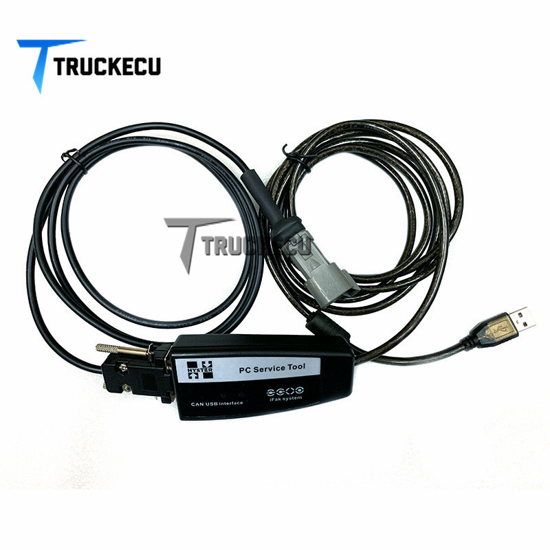 diagnostic for hyster yale forklift truck diagnostic scanner Yale Hyster PC Service Tool Ifak CAN USB Interface in Cables Adapters Sockets from Automobiles Motorcycles
