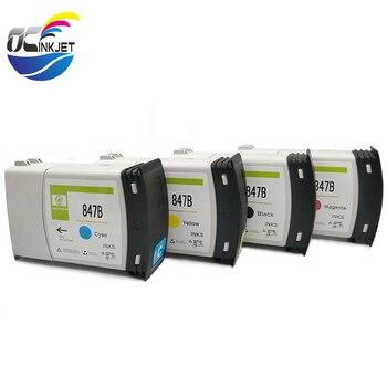 1 sets W5U23A W5U23-67901 B5L52A B5L52-67903 para HP Laserjet ENT M527 M577  en toda la página ES586