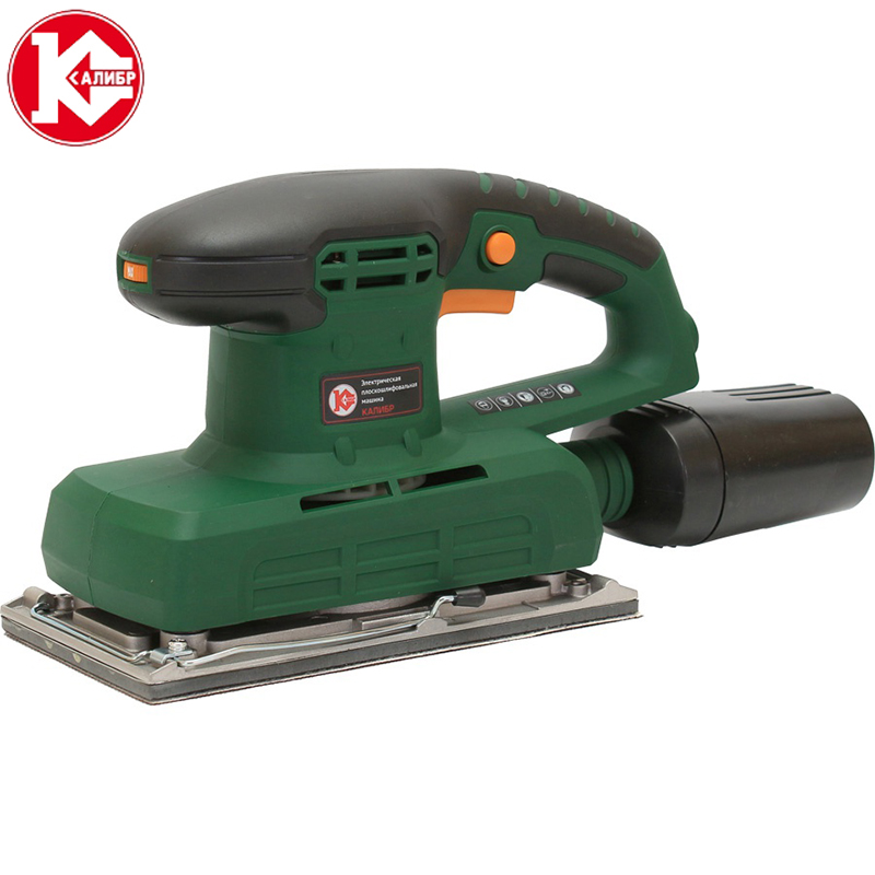 Kalibr MPSH-300R tools square rail electric polishing machine square pad surface grinder