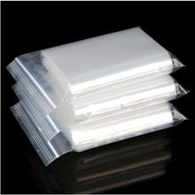 Heavy Duty Clear Zipper Seal Zip Lock Top Reclosable Poly Plastic Bags white clear self seal zipper plastic bags zip lock bag plastic zip top can convenient cover white 2 pcs