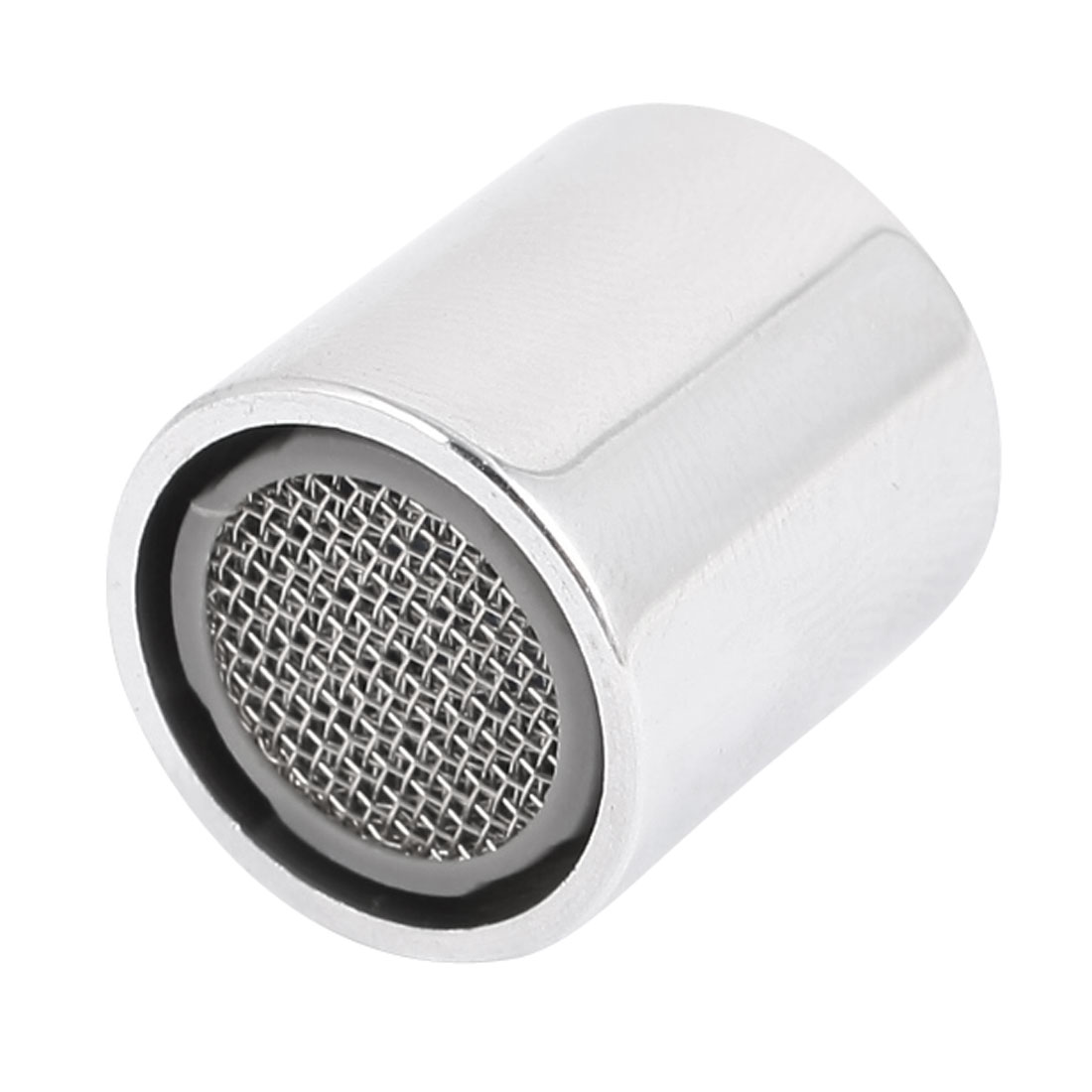 UXCELL 16mm Female Thread 14mm Water Outlet Silver Tone Water Saving Faucet Tap Filtering Net Spout Aerator Nozzle W Seal Gasket