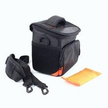 Saco da câmera Caso Bolsa de Ombro para SONY HX400V HX350 HX300 HX200V HX100V RX10 II III HX400 HX300 HX200 H200 H300 H400 HX30 HX10