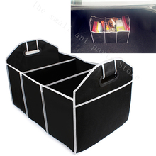 Car Toys Food Storage Container Bags Box Styling Auto Interior Accessories Supplies Gear Products Car Trunk Organizer