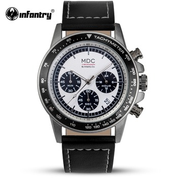 MDC Daytona Luminous Chronograph Watch - Relogio Masculino