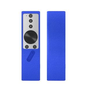 Image 3 - עבור XGIMI Z4 H1 שלט רחוק כיסוי מרחוק הגנה שקוף עמיד למים מקרה Dustproof סיליקה ג ל עבור XGIMI Z5 H1S CC