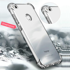 Transparent Clear TPU Silicone Case for Huawei P30 P20 Lite Honor 20 Pro Lite 20S 10i 20i 8C 8X Mate20 Lite P Smart Z Plus Cover(China)