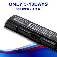 5200 мАч Аккумулятор для ноутбука Toshiba Satellite A300 A500 L200 L300 L500 L550 L555 PA3534 pa3534u PA3534U-1BAS PA3534U-1BRS RU