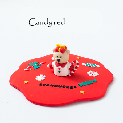 2 candy red