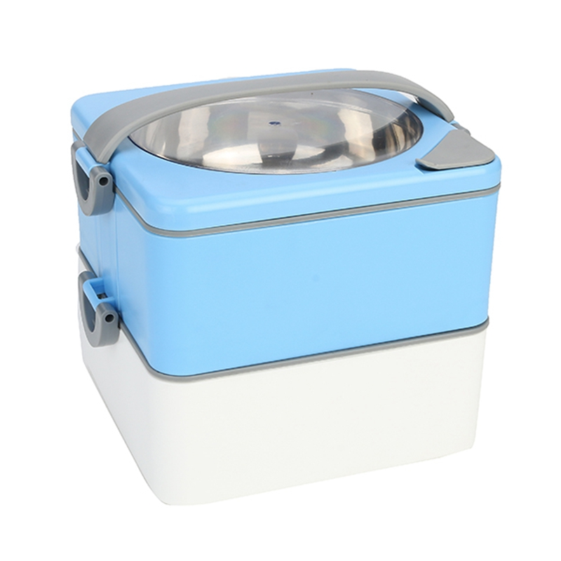 HOT Portable Mini Japanese Bento Box Leak Proof Stainless Steel Thermal Lunch Boxs For Kids Picnic