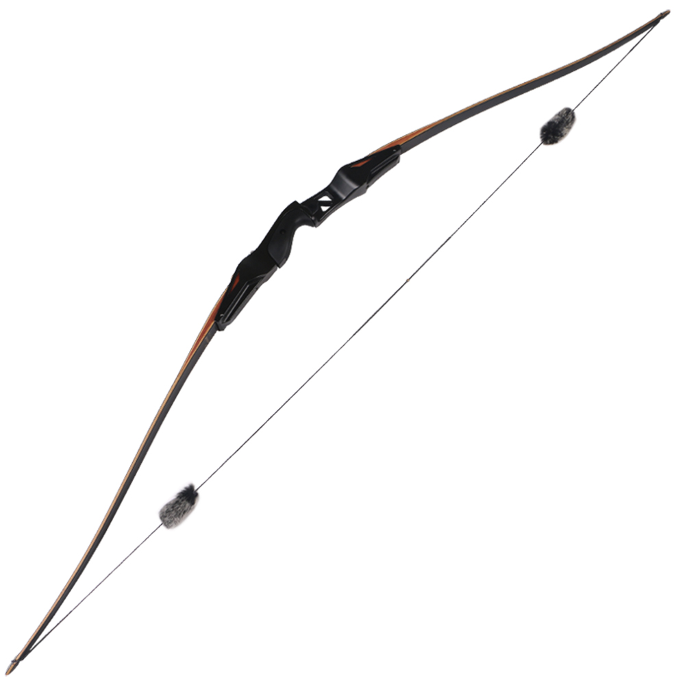 New long bow Archery hunting bow 62 inch 25-40lbs Aluminum alloybow riser for outdoor shooting sports with bow accessories
