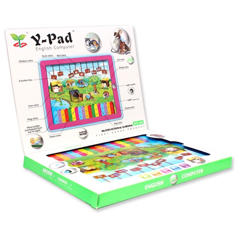 Раннего Детства с Музыка Машинного обучения, Английский Язык детская Планшетный Компьютер Для Видов Happy Farm Развивающие Игрушки