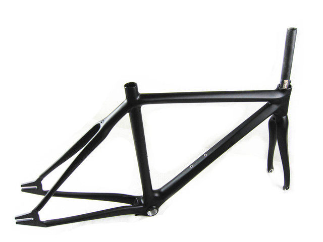 EMS free shipping carbon fixed gear frames carbon frame carbon track ...