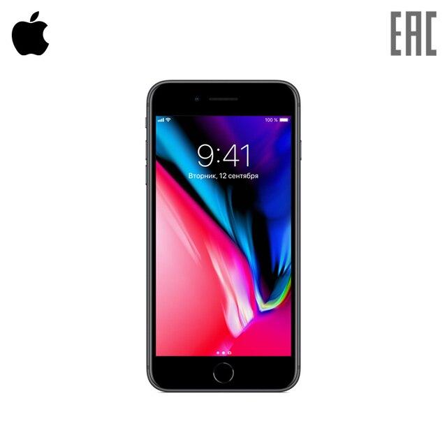 Смартфон Apple iPhone 8 Plus 256 ГБ [A1897, официальная российская гарантия]