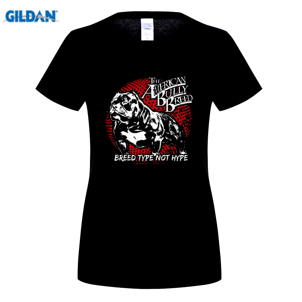 Newest T Shirt Different Colours High Quality Breed Pit Bull American Bully Supply Co T Shirt Graphic Attractive And Durable