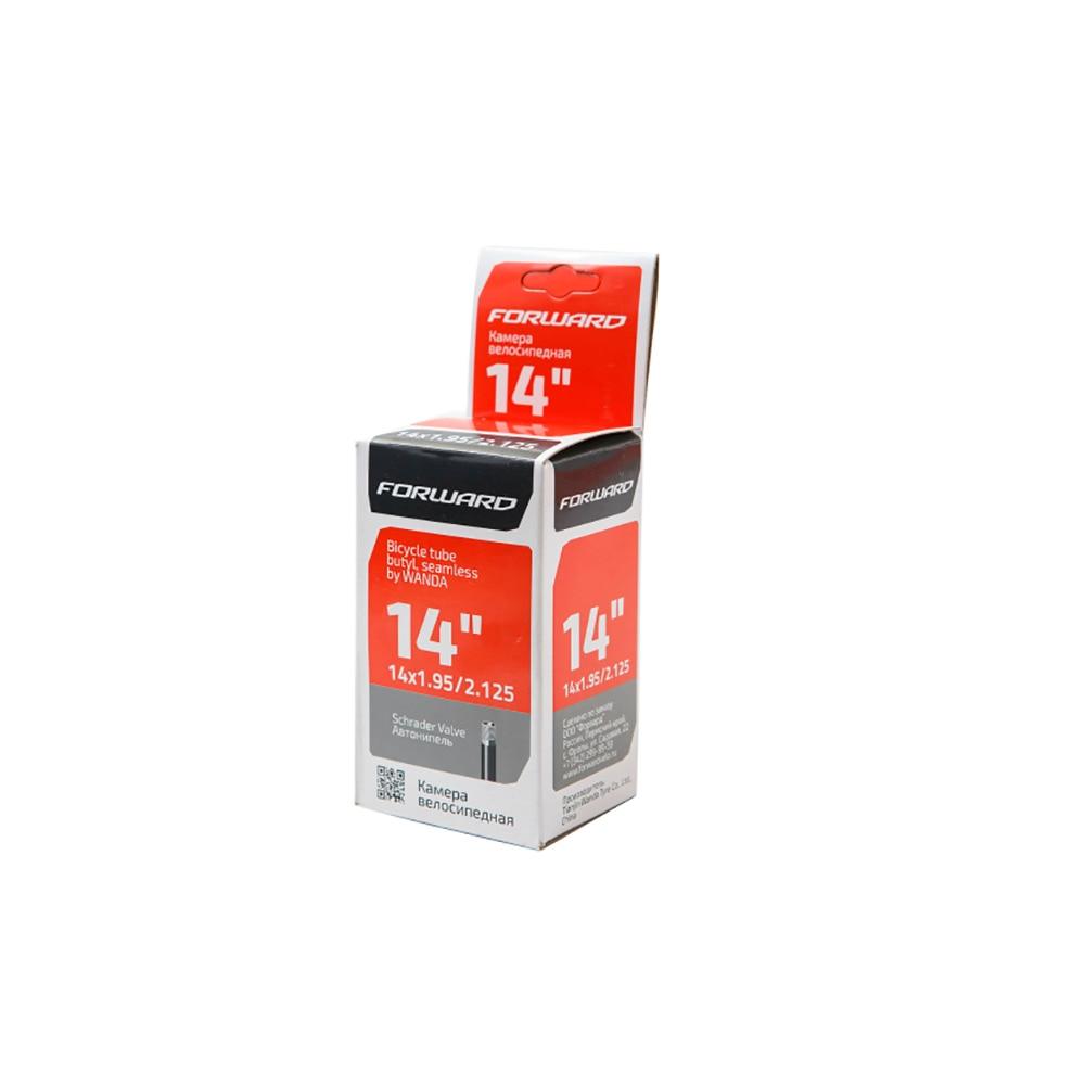 Camera FORWARD WANDA TU14 Schrader (AV) 14 * 1.95/2.125 butyl