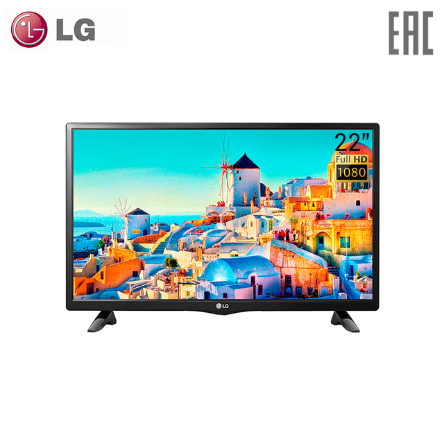 "Телевизор LED LG 22"" 22LH450V(Russian Federation)"